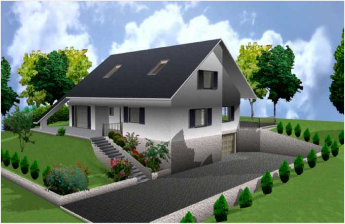 3d home design software custom home design software Design your own house 3d